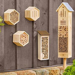 Modular Wildlife Houses