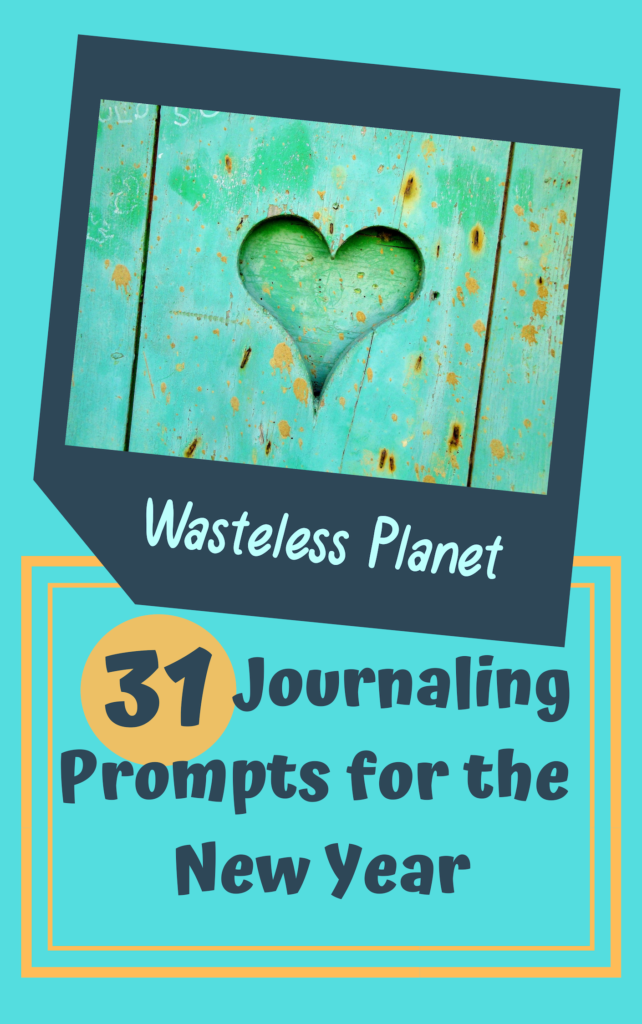 Book cover 31 Journaling Prompts for the New Year