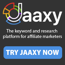 The keyword and research platform for affiliate marketer - Try Jaaxy now