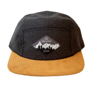 Brown cap by CoalaTree