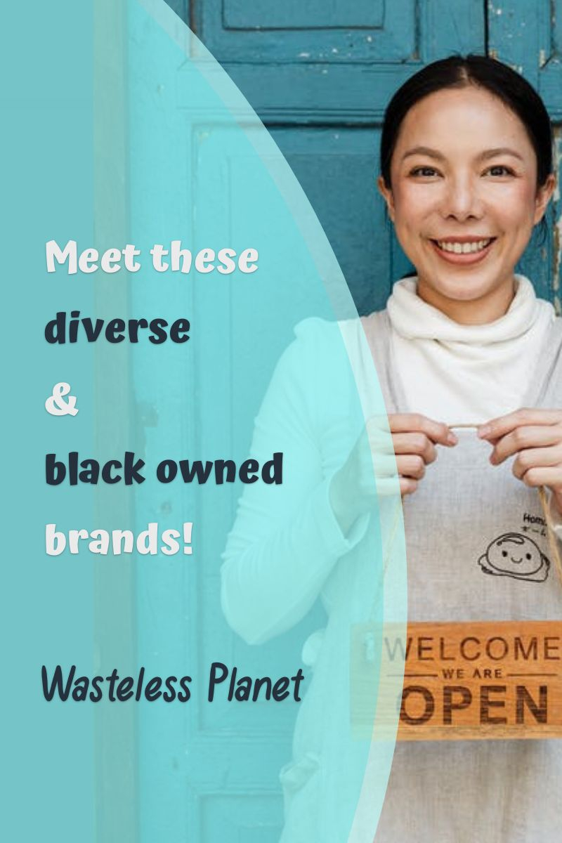 Meet these diverse and black owned brands!