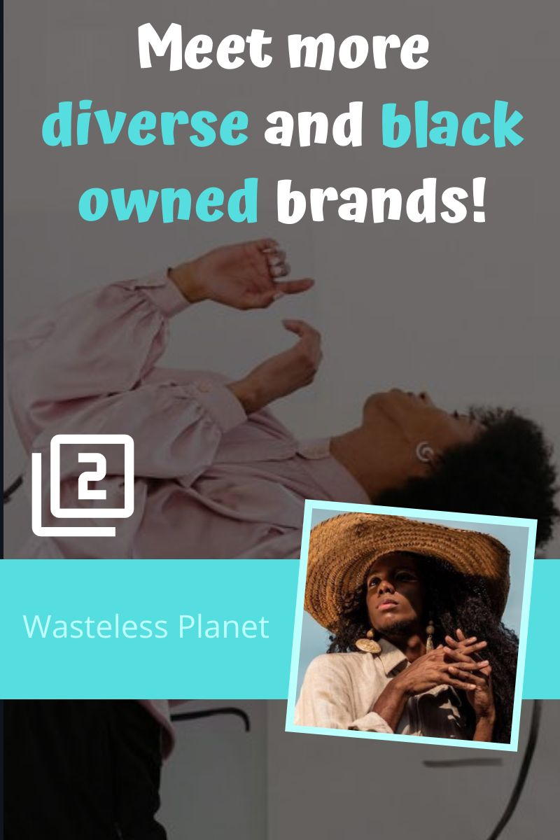 Meet more diverse and black owned brands!