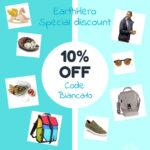 10% off code BIANCA10 for EarthHero